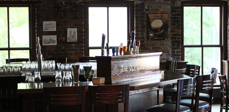 Bar sideways