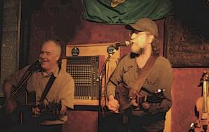 Jimmy Sweeney & Kevin Roach